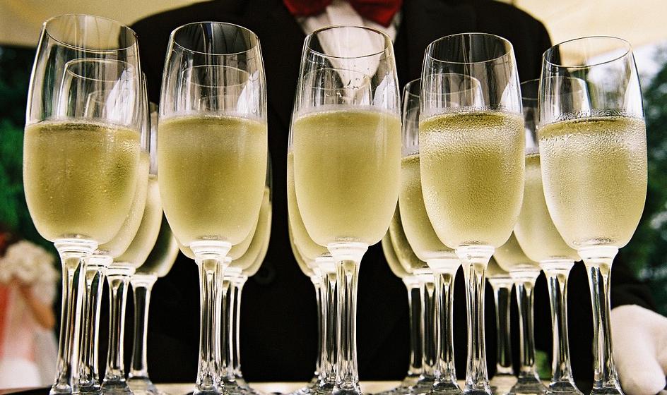 Ruinart Champagner ein Genussmittelfür besondere Tage
