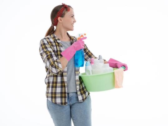 Komplette Reinigung von Büros